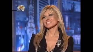 Ирина Нельсон и Анастасия Волочкова в программе Детали (2006)