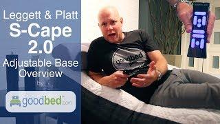 S-Cape 2.0 Adjustable Bed (by Leggett & Platt) Explained by GoodBed.com