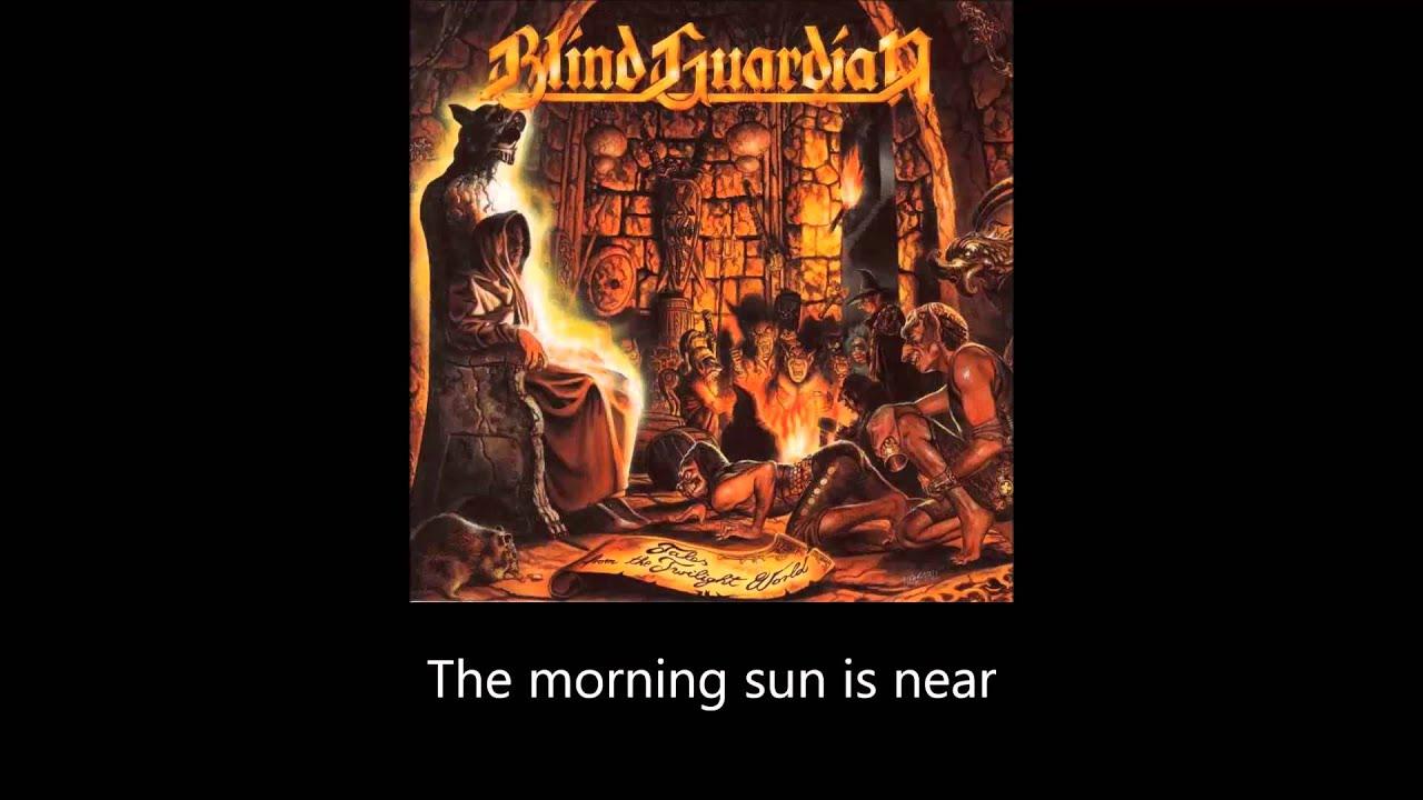Blind Guardian Traveler In Time