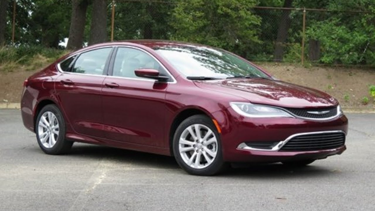 Chrysler 200 2018 Car Review Youtube