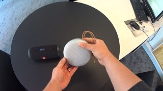 B&O Beoplay A1 - first impressions