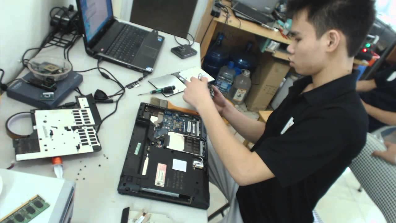 Thay bàn phím Lenovo G475