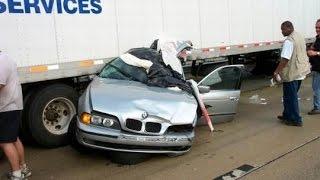 #12 Страшные дтп грузовиков || аварии большегрузов  2015 || Best truck crashes || truck accident(Обезопась себя и своих близких в дороге от спорных ситуаций при ДТП и от неправомерных действий сотруднико..., 2015-06-28T09:13:13.000Z)