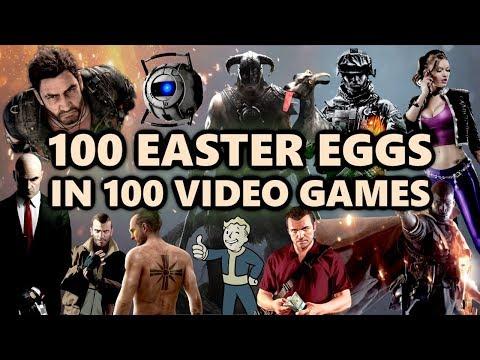 100 Best Easter Eggs In 100 Video Games