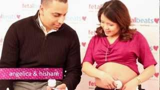 http://www.fetalbeats.com Fetal Doppler fetal heart rate monitor iphone app