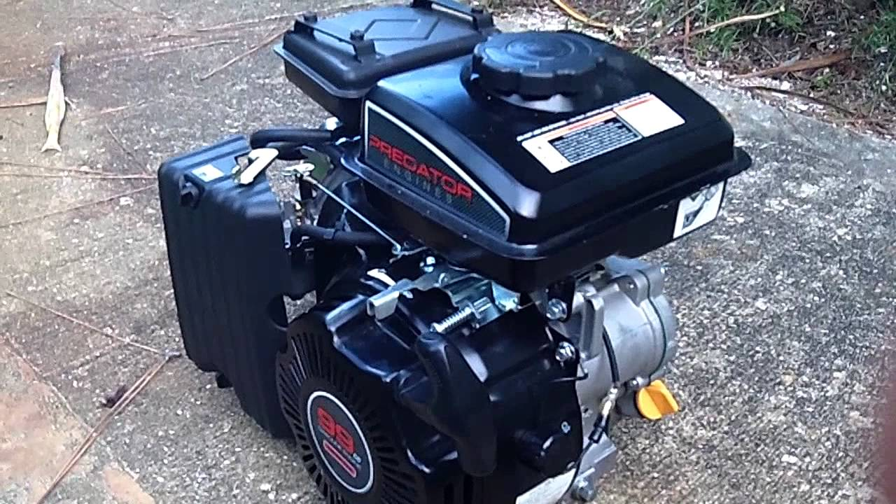 Predator 79cc/99cc 2 5hp Engine Review & Tutorial