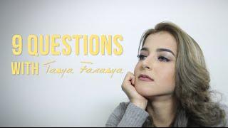 9 Questions with Tasya Farasya