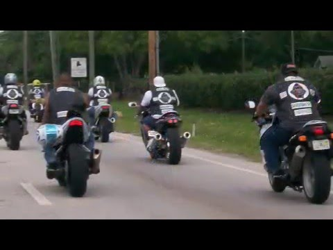 TAMPA RUFF RYDERS CHARITY