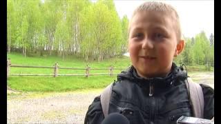 Leśnicy uczą dzieci