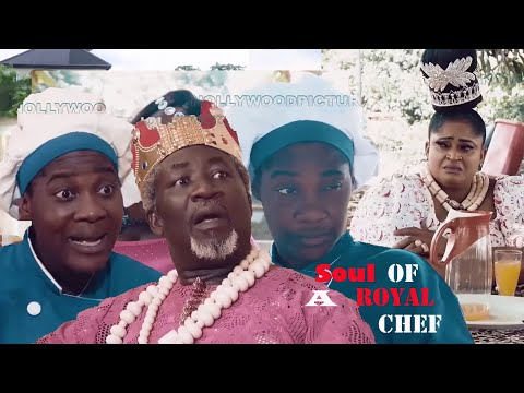 Soul Of A Royal Chef #Trending New Hit 2021 Mercy Johnson Complete Nigerian Nollywood Movie.