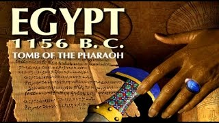 Egypt 1156 B.C.: Tomb of the Pharaoh (1997) - Full Walkthrough (PC 60fps)
