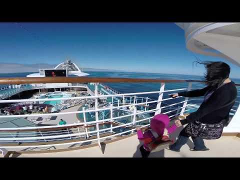2014-10-17 Grand Princess Cruise (Vancouver to LA)