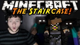 Minecraft Horror Game : THE STAIRCASE!