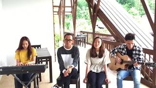 Arsy Widianto Ft.Brisia Jodie - Dengan Caraku (acoustic cover by eclippse)