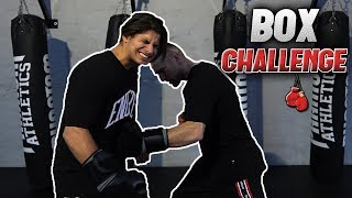 BOX CHALLENGE vs. MMA FIGHTER l Yavi TV