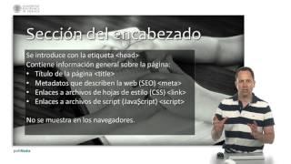 Tecnología Web. HTML básico   29/36   UPV