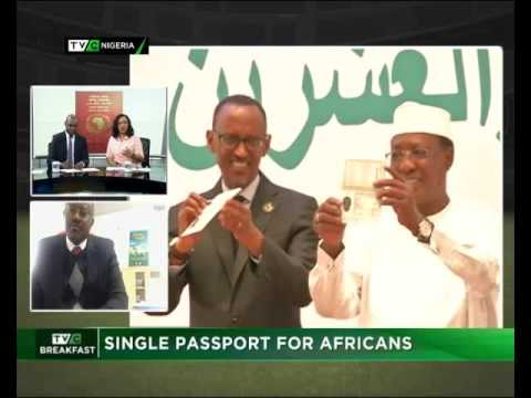 Single Passport for Africans