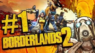 Borderlands 2 Koop #1 - Let
