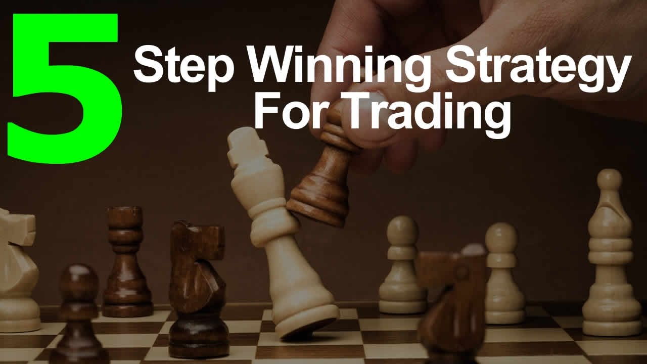 5 winning strategies for getting