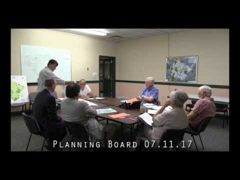 Planning Board 07.11.17