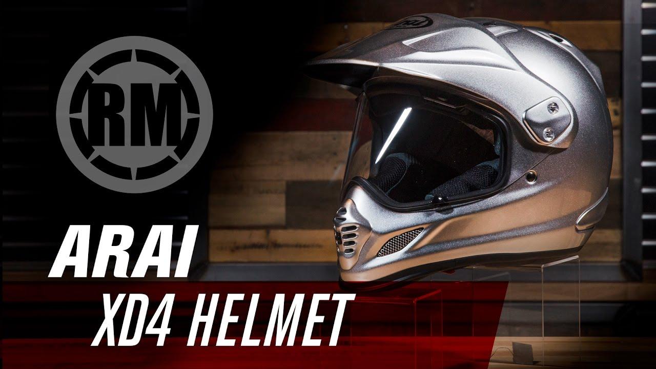 b70384cb Arai XD4 Motorcycle Helmet | Riding Gear | Rocky Mountain ATV/MC
