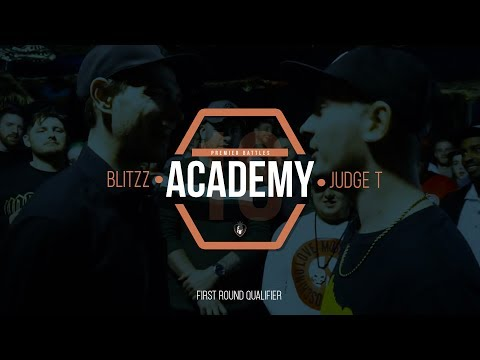 Academy 18 | Blittz vs Judge T | Rap Battle