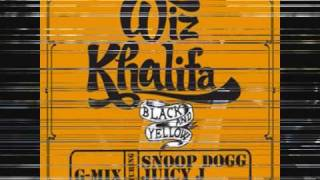 Black and Yellow (G-mix) Wiz Khafila Ft. Snoop Dogg, Juicy J & T-Pain