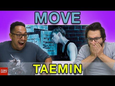 "TAEMIN ""MOVE"" • Fomo Daily Reacts"