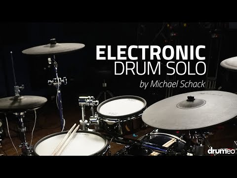 Electronic Drum Solo - Roland TD-30KV (Drumeo)