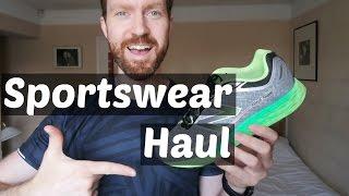 Men's H&M Sportswear Haul | Joel B Stubbs