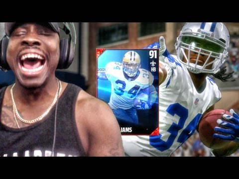 WILDEST GAME I'VE EVER PLAYED! MADDEN 17 DRAFT CHAMPIONS GAMEPLAY & FULL DRAFT