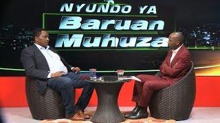 NYUNDO YA BARUAN MUHUZA: CEO wa Simba SC Crescentius Magori 'Simba itakuwa mfano Afrika'