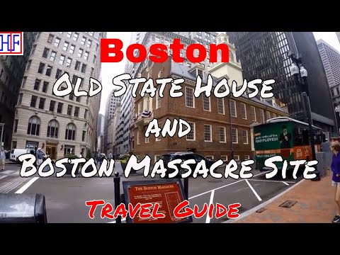 Boston | Old State House | Tourist Attractions | Episode# 9