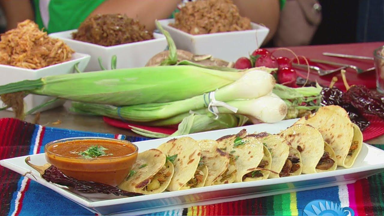 Recetas de quesadillas mexicanas para ver los partidos del ...
