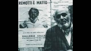 Remo Remotti - Me ne vado da Napoli