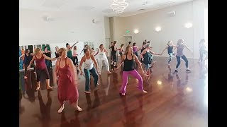 Nia® With Dana - Dance Fitness Class Choosing The Sensation Of LOVE