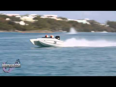 Power Boat Race video 3