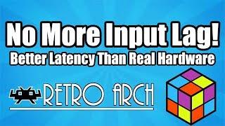No More Input Latency RetroArch Runahead Settings - LaunchBox Tutorial
