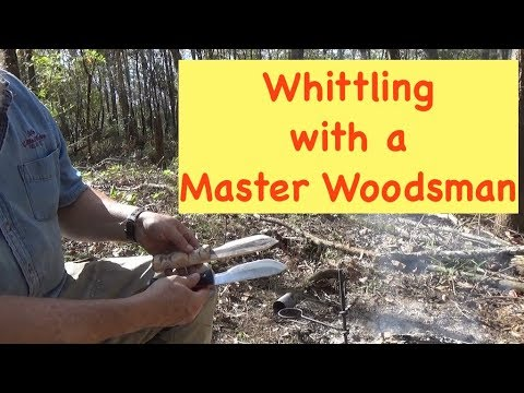 Camp Whittling with