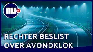 Live: Wraking ongegrond: houdt de rechter de avondklok in stand? | NU.nl