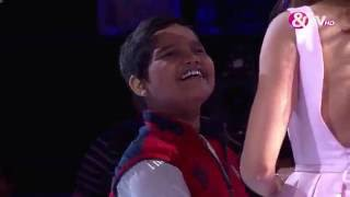 Shayon Biswas - Blind Audition - Episode 3 - July 30, 2016 - The Voice India Kids