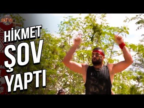 Hikmet Şov Yaptı | 6.Bölüm | Survivor Türkiye - Yunanistan