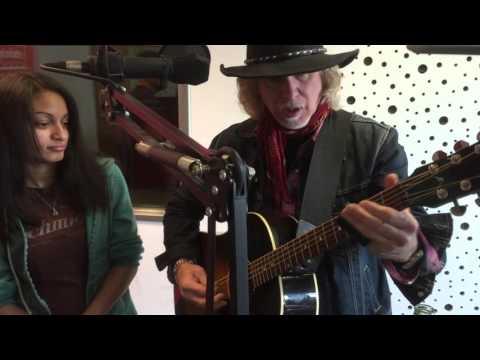 TODD WOLFE BAND - Sunnyvale - unplugged @ 107.7 Radio Hagen