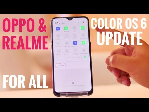 Color Os 6 Update For All Oppo & Realme Phones - Technology