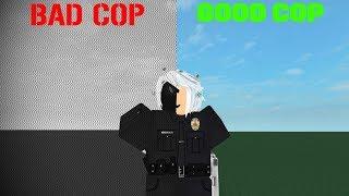 ROBLOX SCRIPT SHOWCASE: Good Cop, Bad Cop