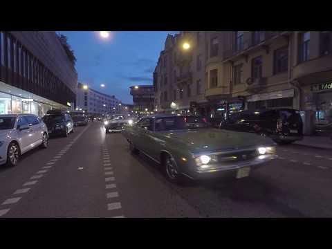 Cruising I Örebro 2017-09-02