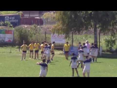 CAR Vs La Plata Rugby Club 27.9.2015
