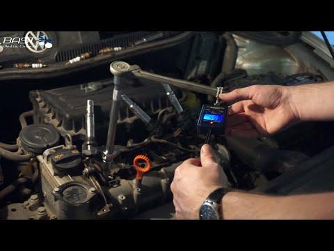 Замена свечей зажигания 61.000 км. Volkswagen Polo Sedan. Самодельный динамометрический ключ