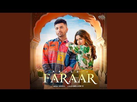 FARAAR Lyrics | Akull Mp3 Song Download