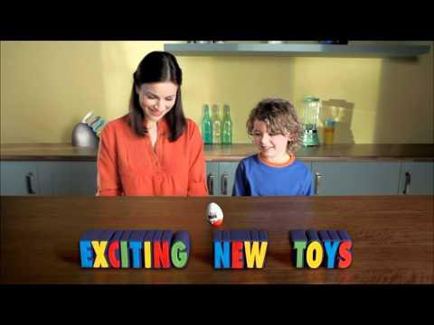 kinder surprise kinder chocolate tv ad car youtube. Black Bedroom Furniture Sets. Home Design Ideas